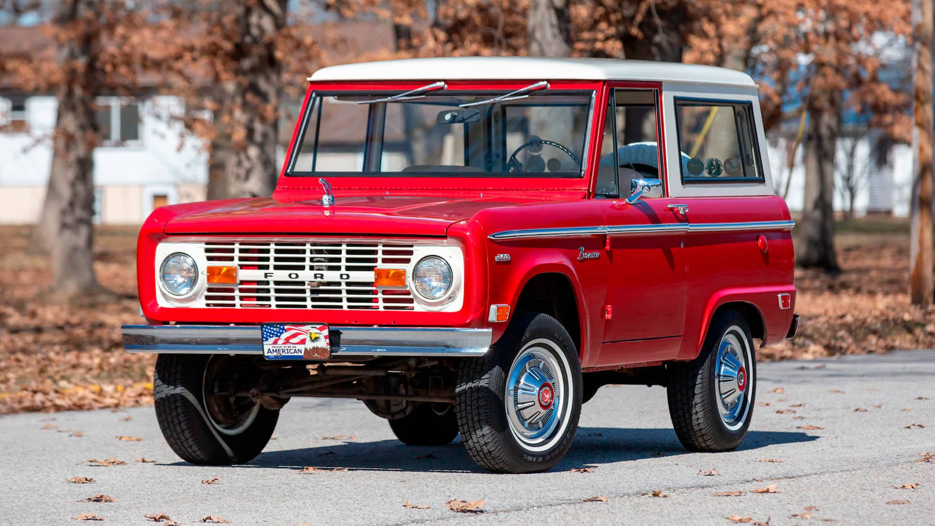 Five Classic Ford Broncos To Buy At Auction This Week Motoring Research