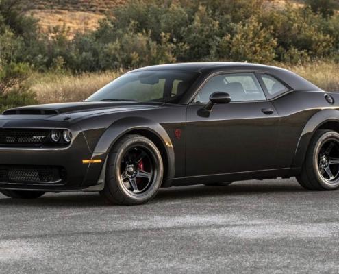 Speedkore Dodge Demon BaT