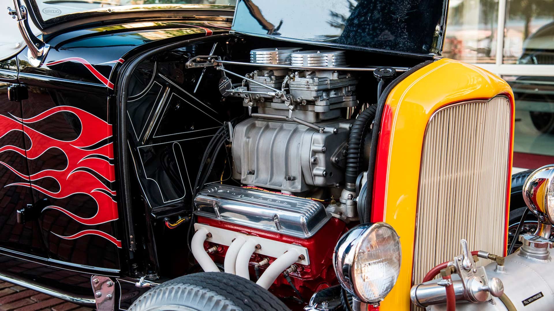 Mecum Ford McMullen Roadster