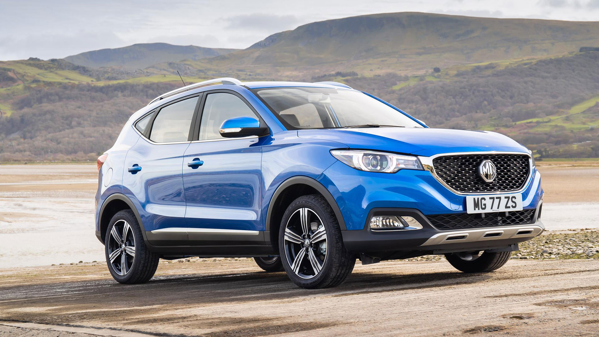 MG ZS – one of Britain's best value used cars in 2020