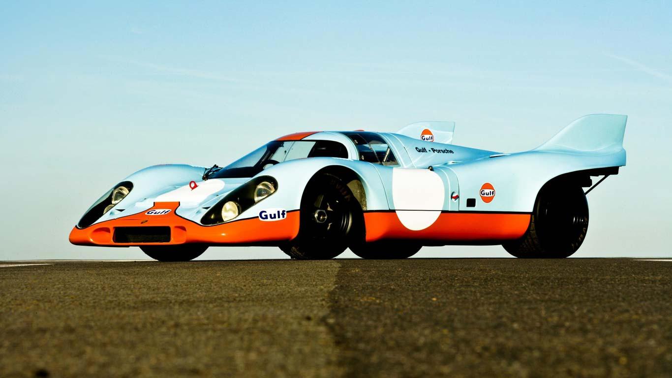 Gulf Oil – Porsche