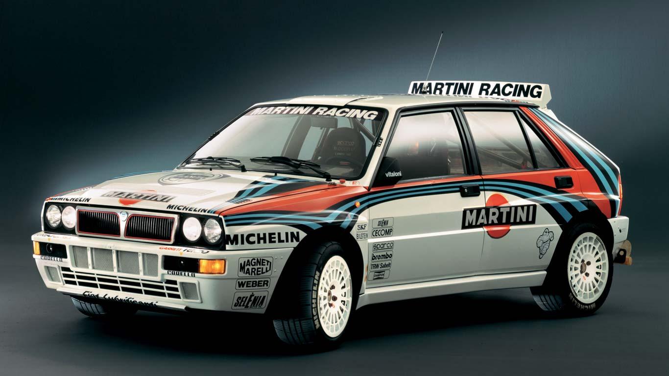 Martini Racing – Lancia