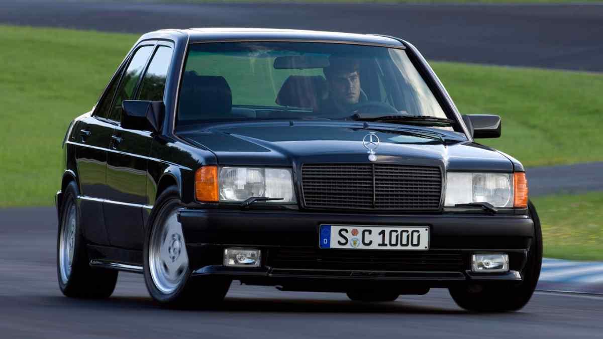 Mercedes-Benz 190 E AMG