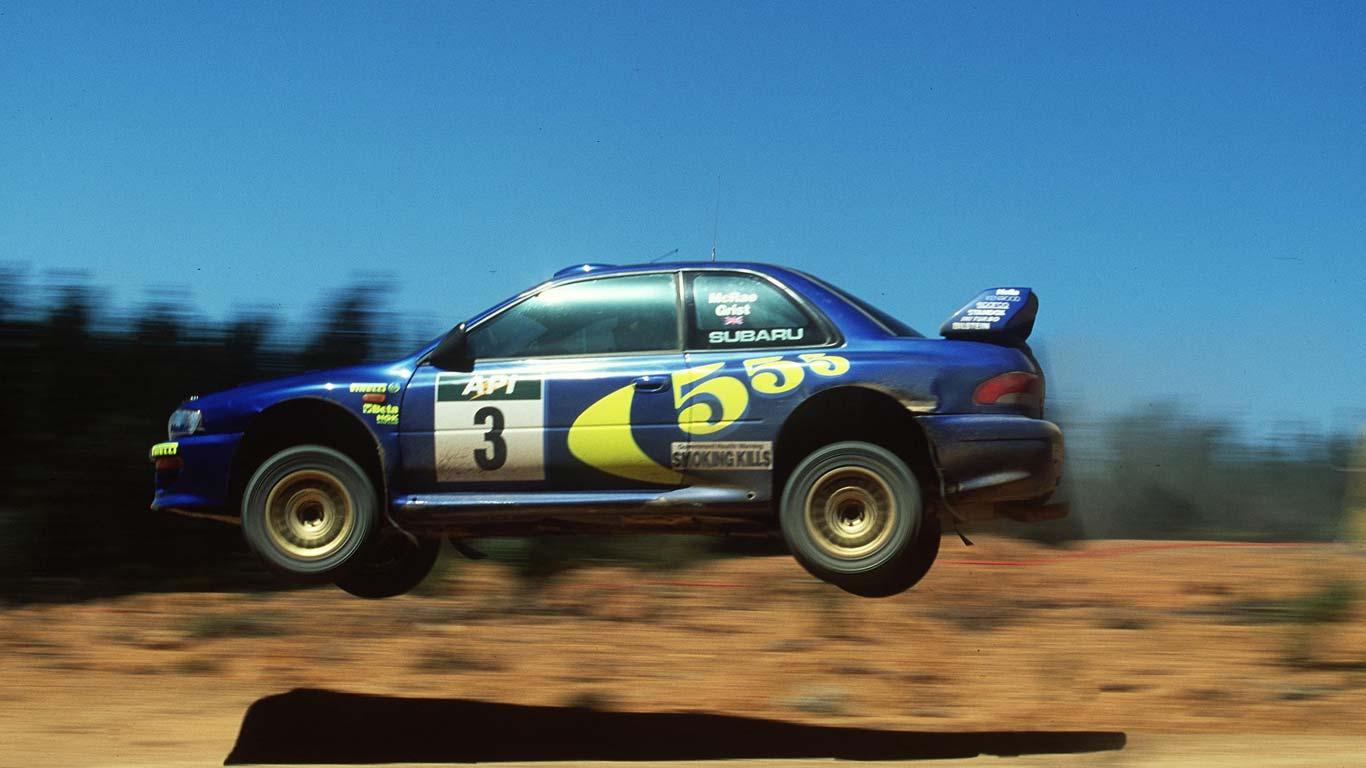 555 – Subaru