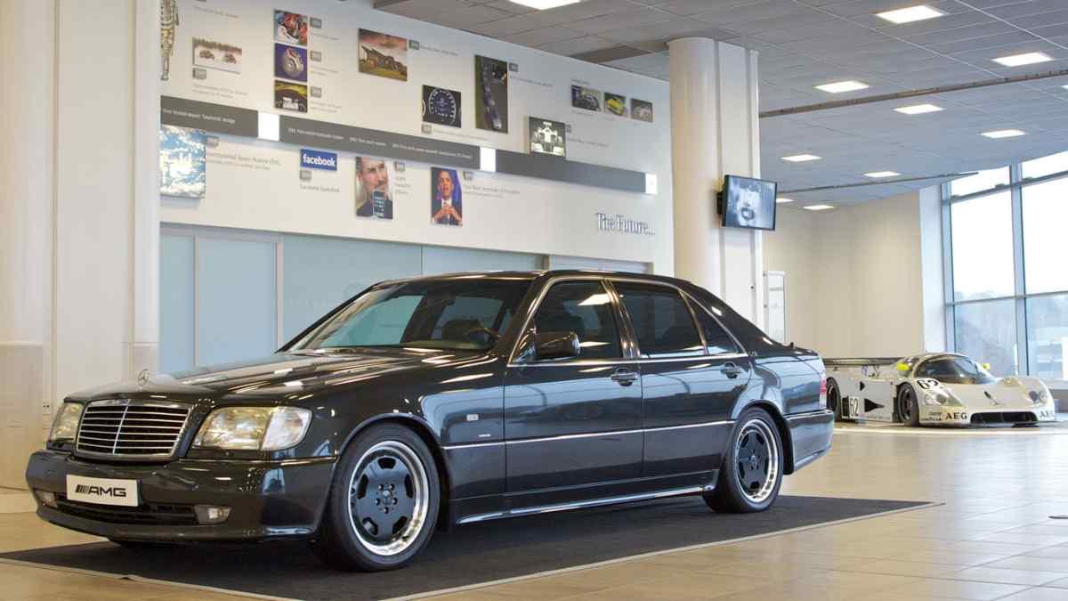 Mercedes-Benz S 70 AMG
