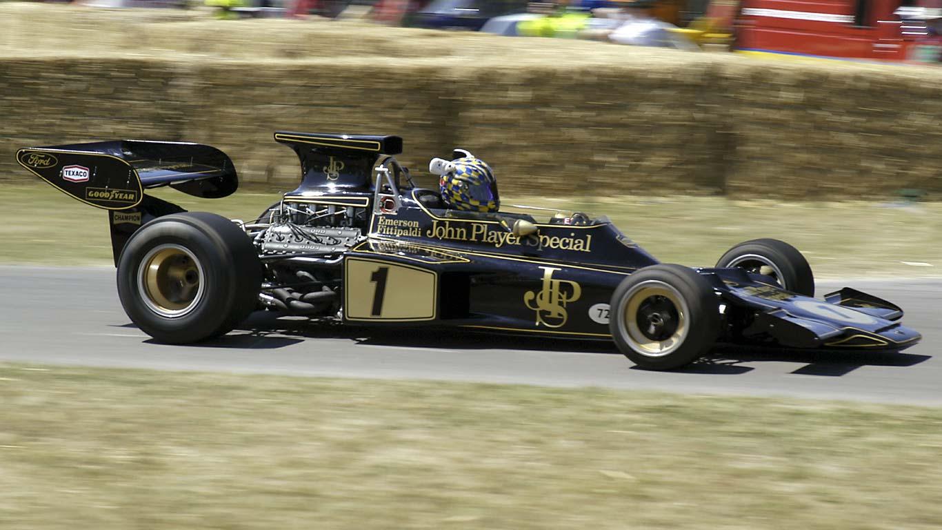 JPS – Team Lotus