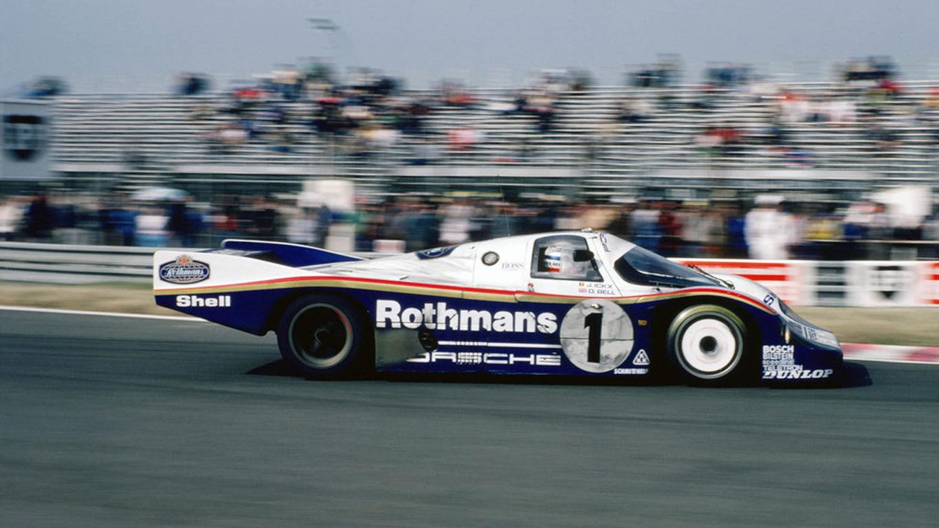 Rothmans – Porsche
