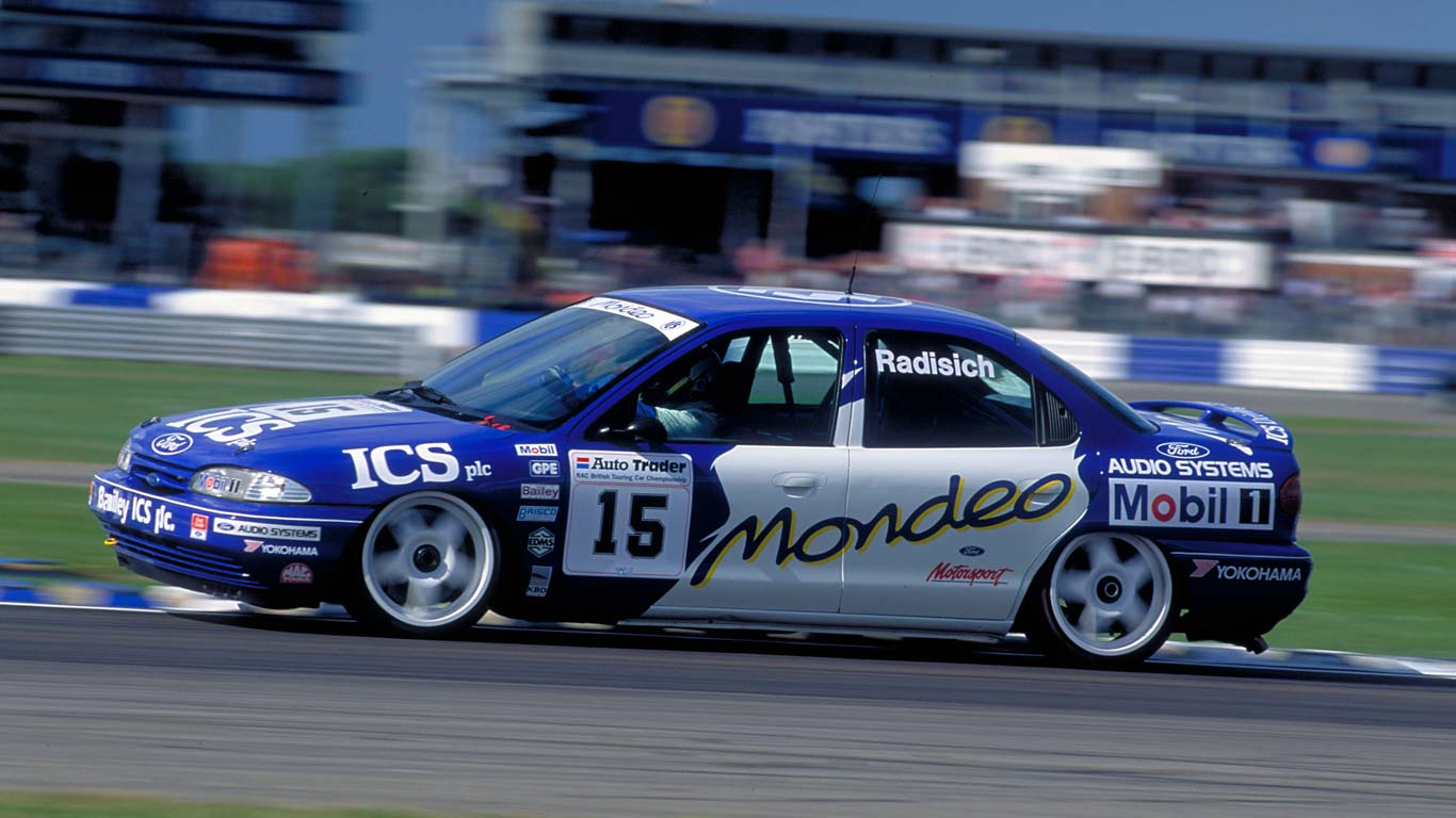 Ford Mondeo – BTCC