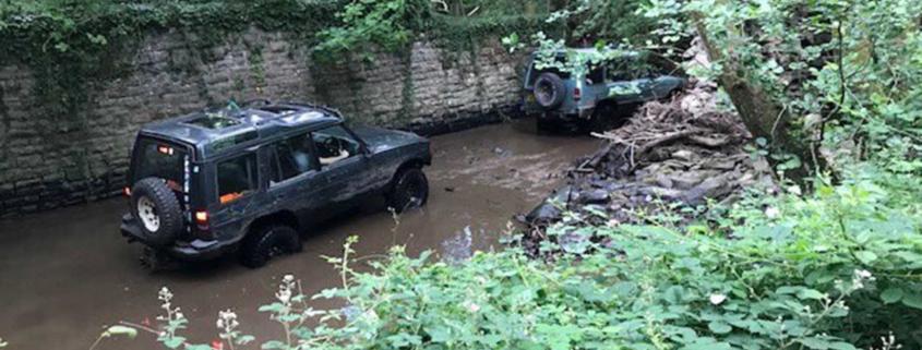 4x4 drivers Shropshire