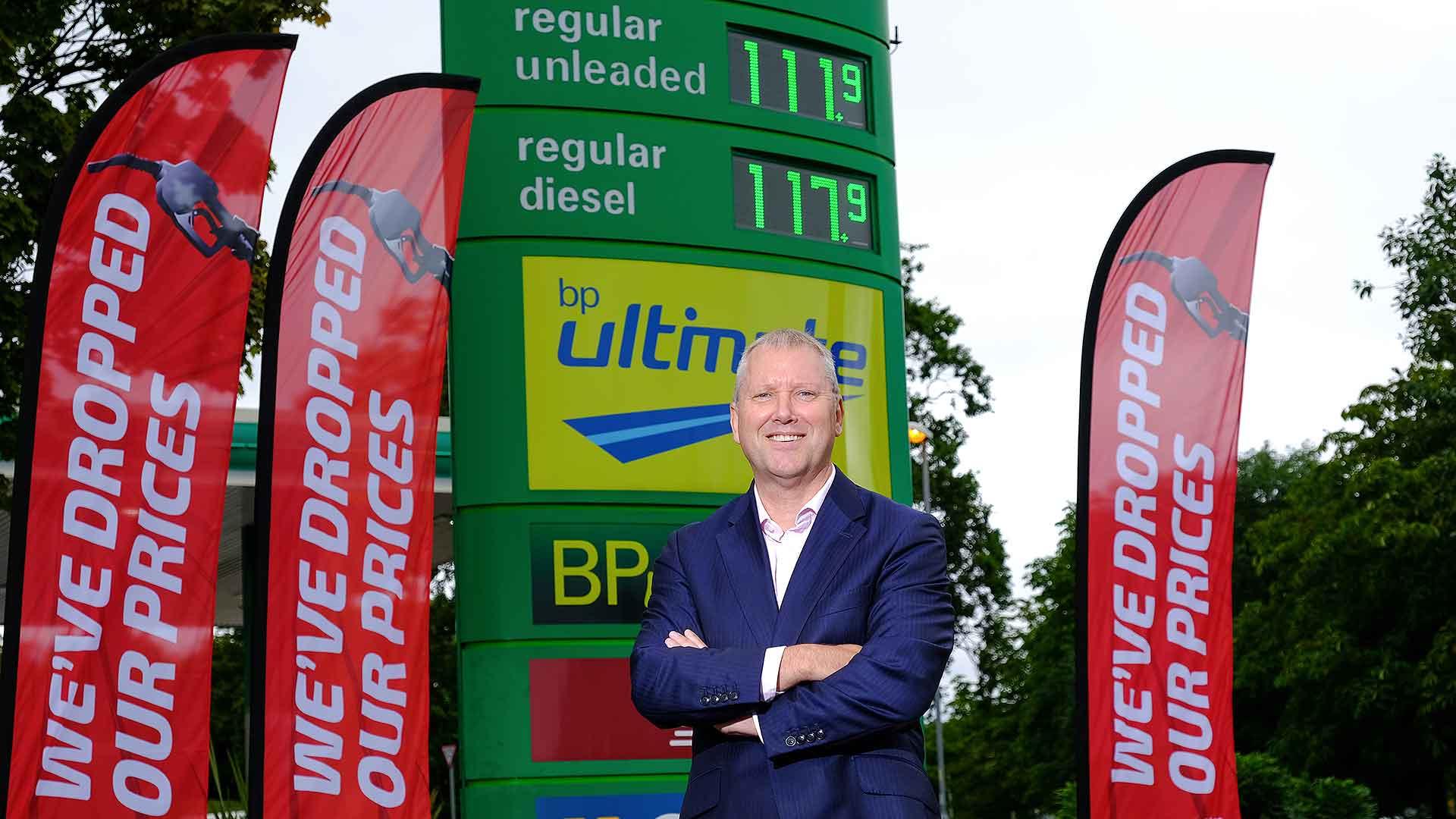 Moto trials fuel price cut at motorway service areas
