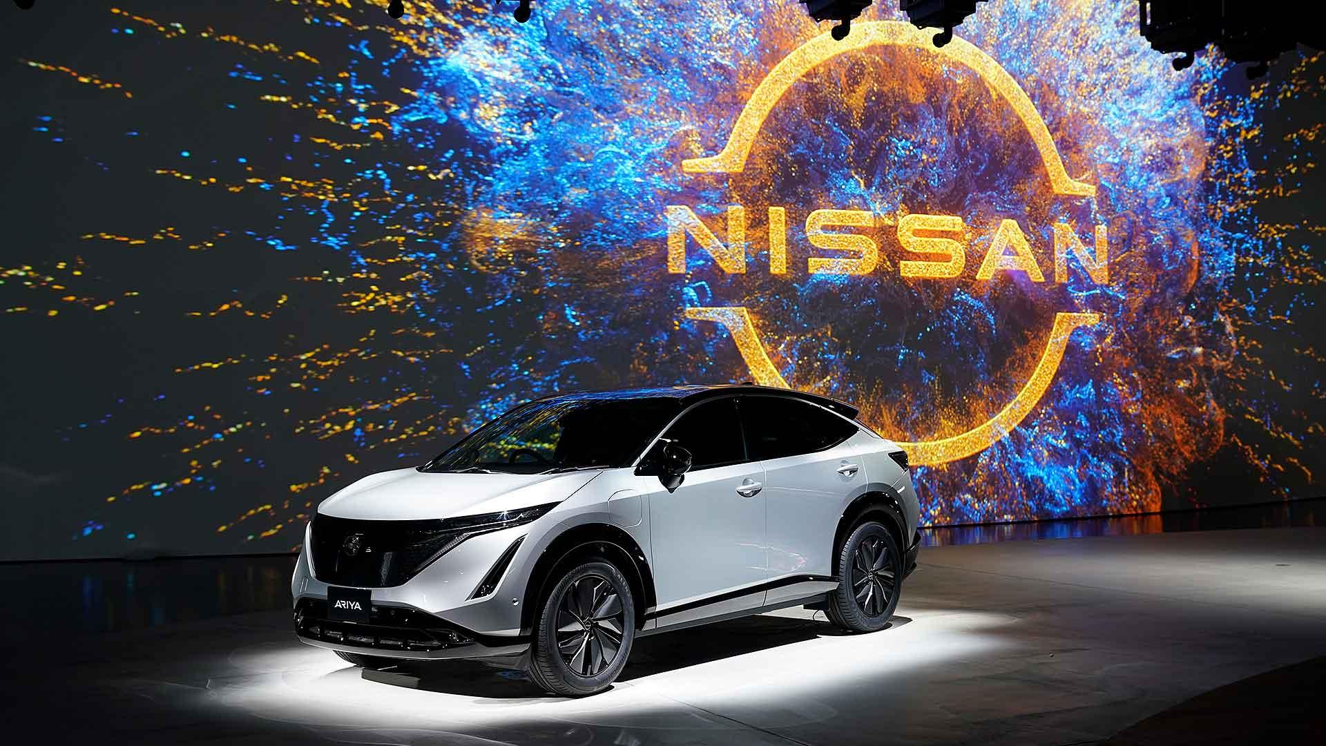 Radical New Nissan Ariya Electric Suv Revealed Motoring Research