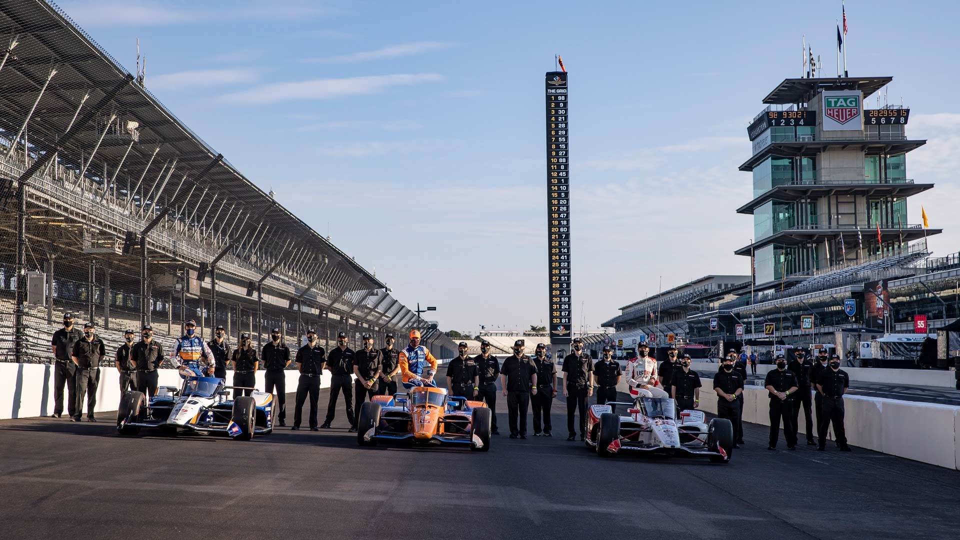 How to watch the 2020 Indy 500 race live in the UK