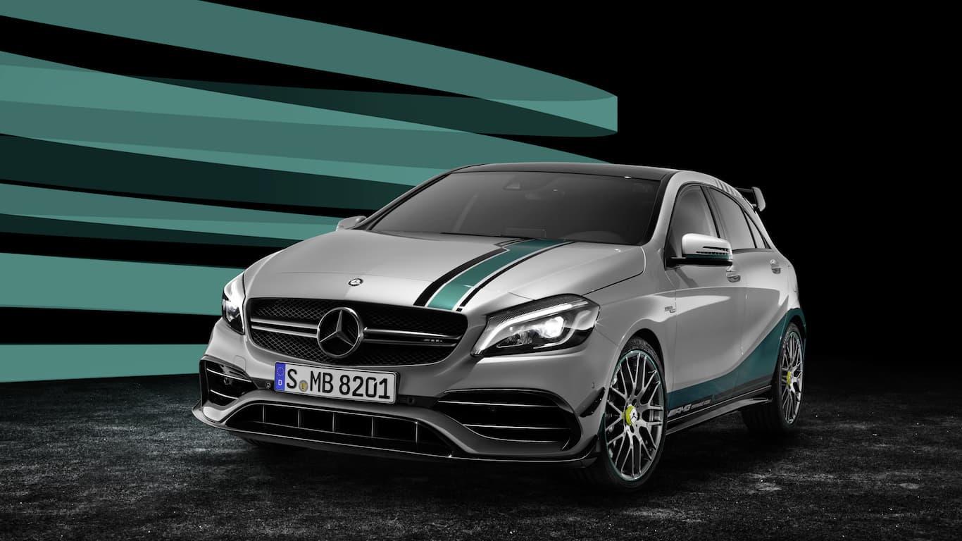 2015 Mercedes-AMG A 45 4Matic Petronas Edition