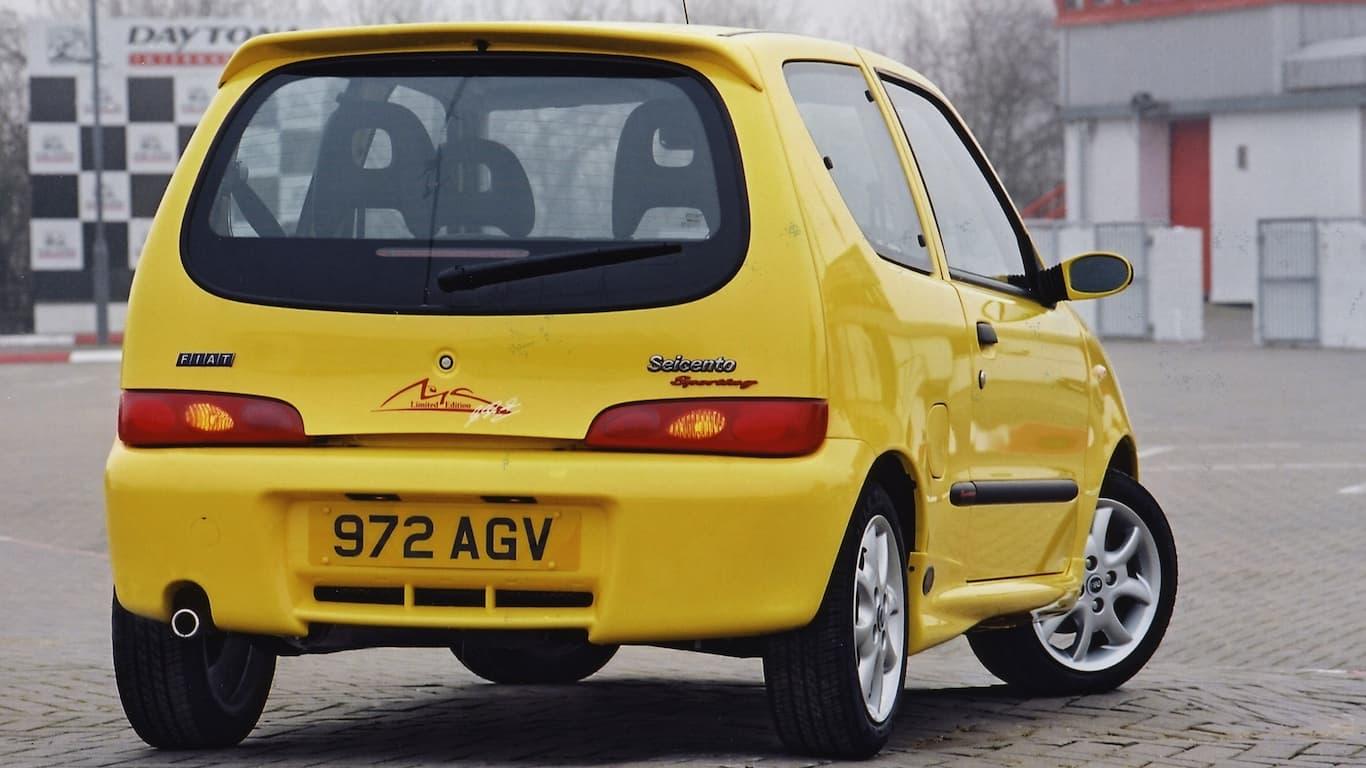 2005 Fiat Stilo Schumacher GP Version