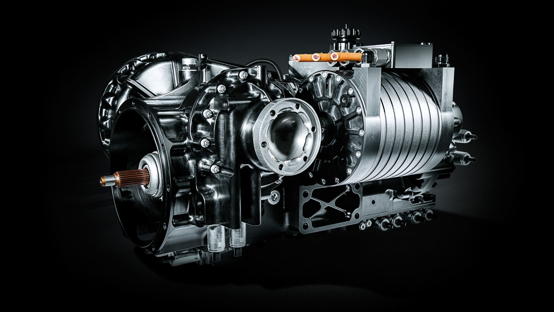 Zenvo sequential gearbox