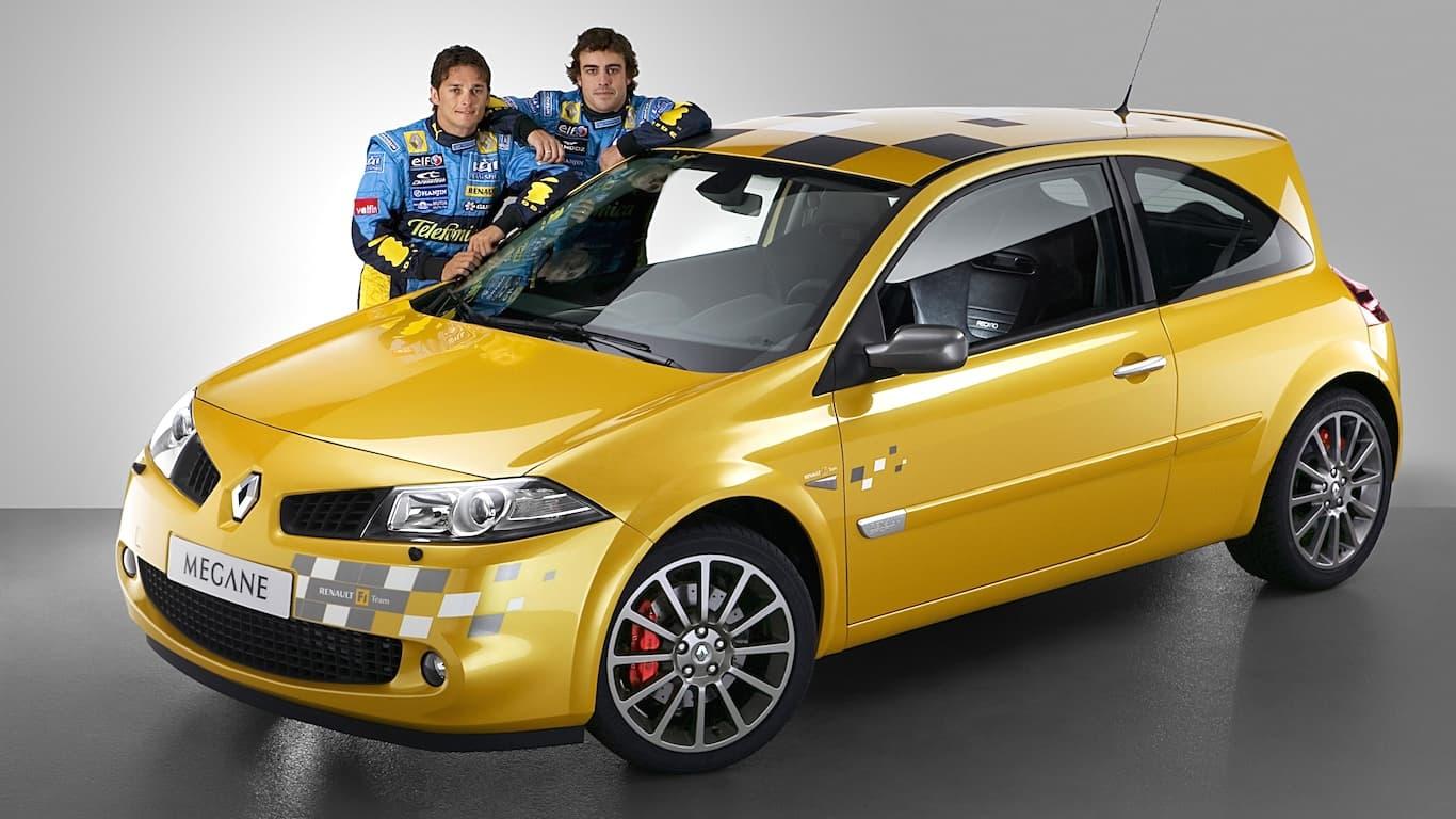2006 Renault Megane Renaultsport 230 F1 Team R26