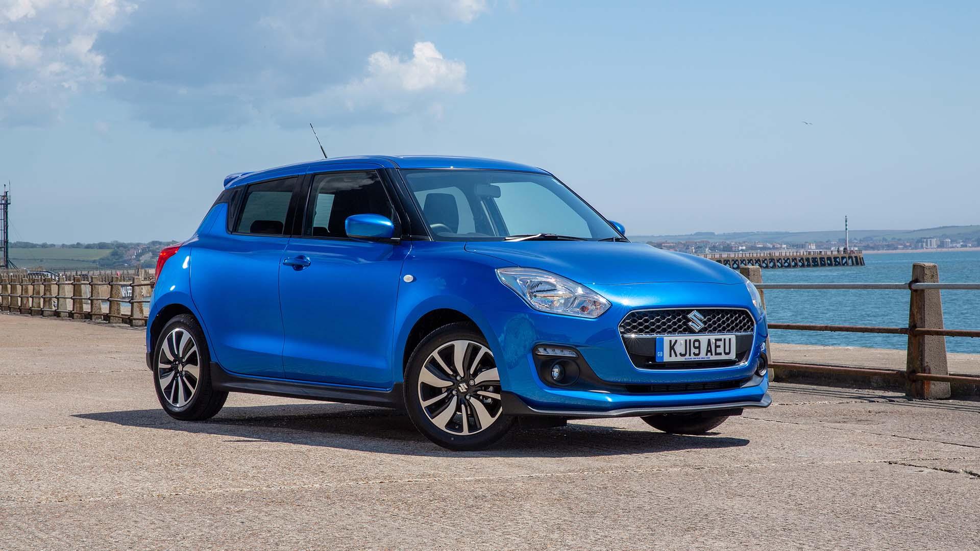 Suzuki Swift – from £13,749