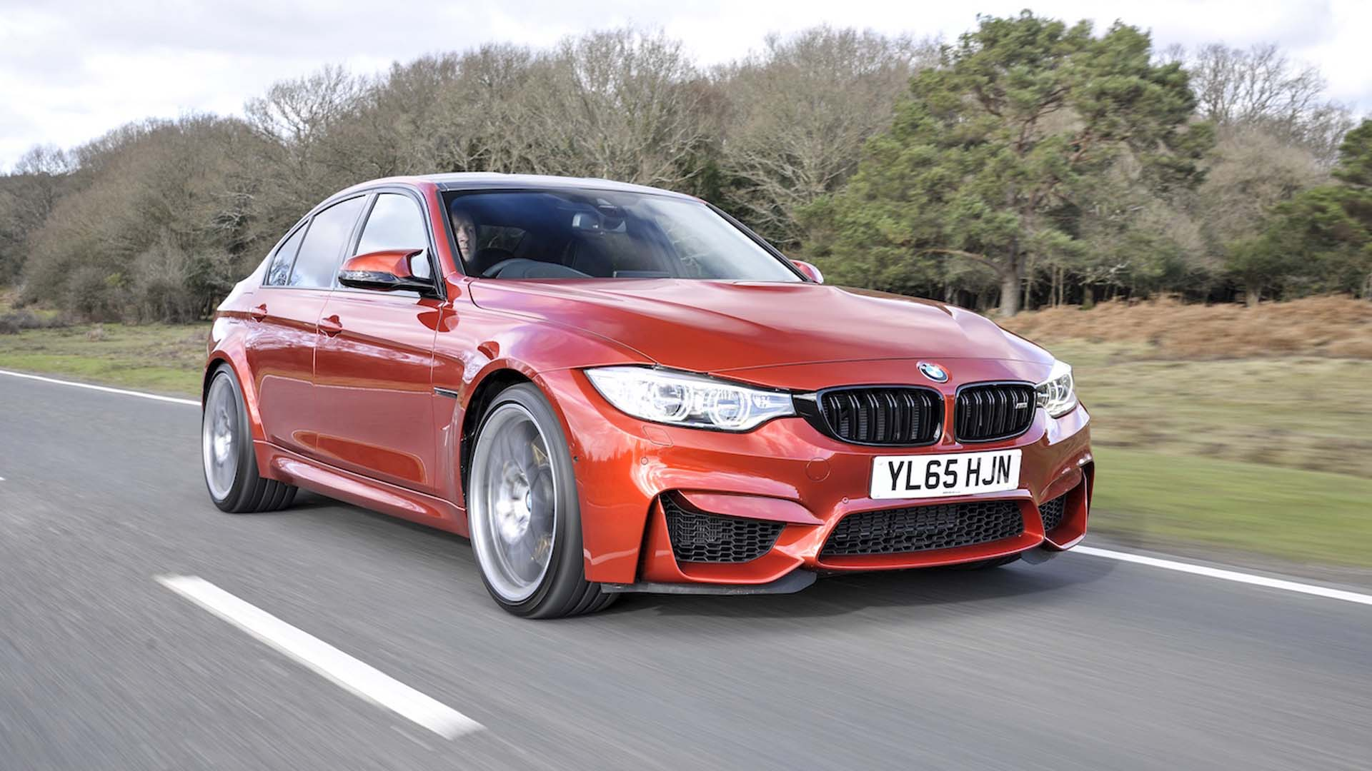 2016 BMW F80 M3 Competition Package