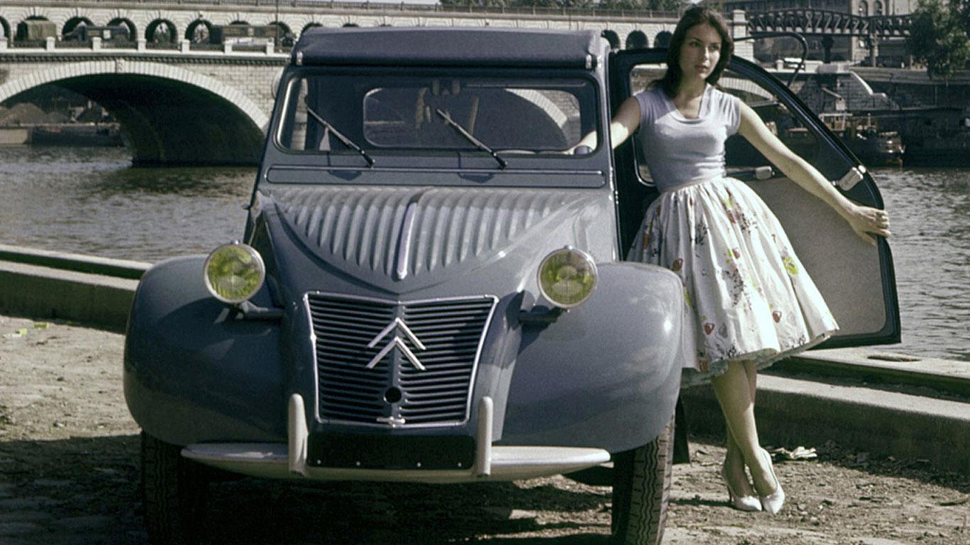 1948 Paris Motor Show