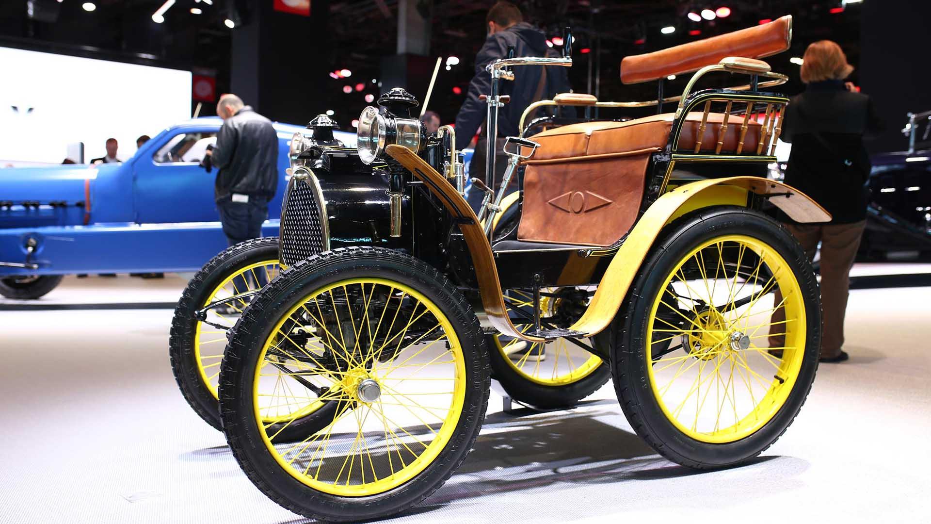 Renault – 1898