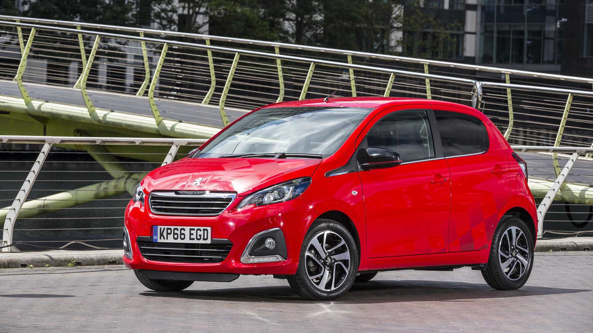 Peugeot 108 – from £12,785