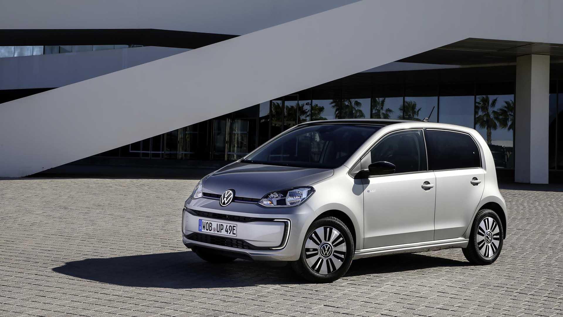 Volkswagen Up – from £12,705