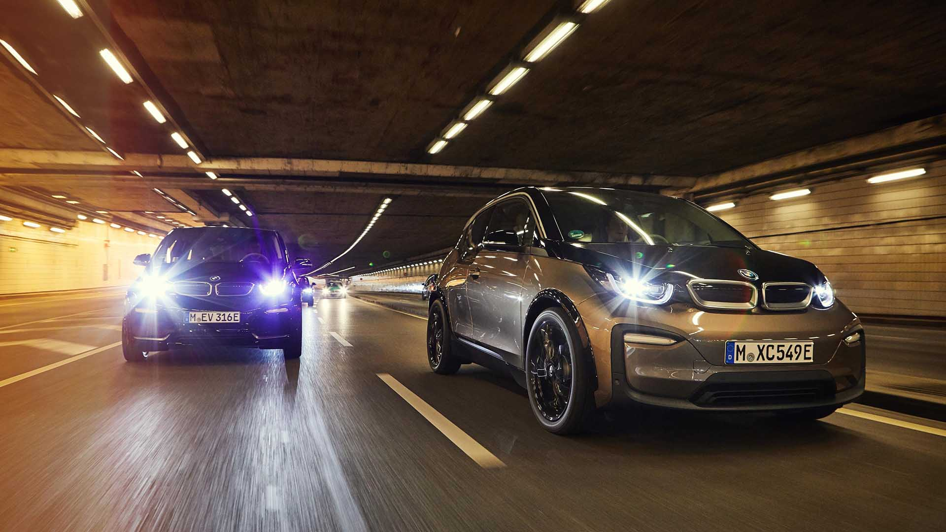 BMW i3 – 182 to 188 miles