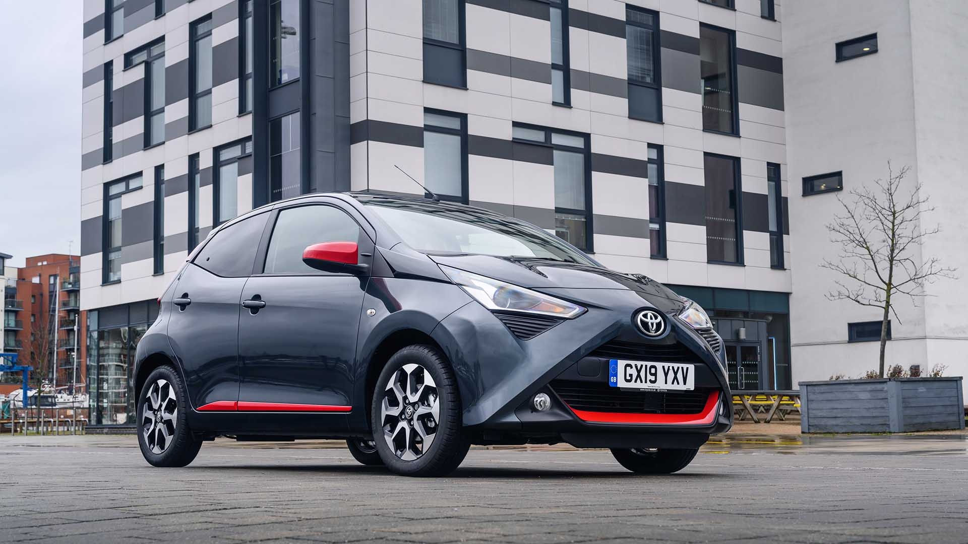 Toyota Aygo – from £12,440