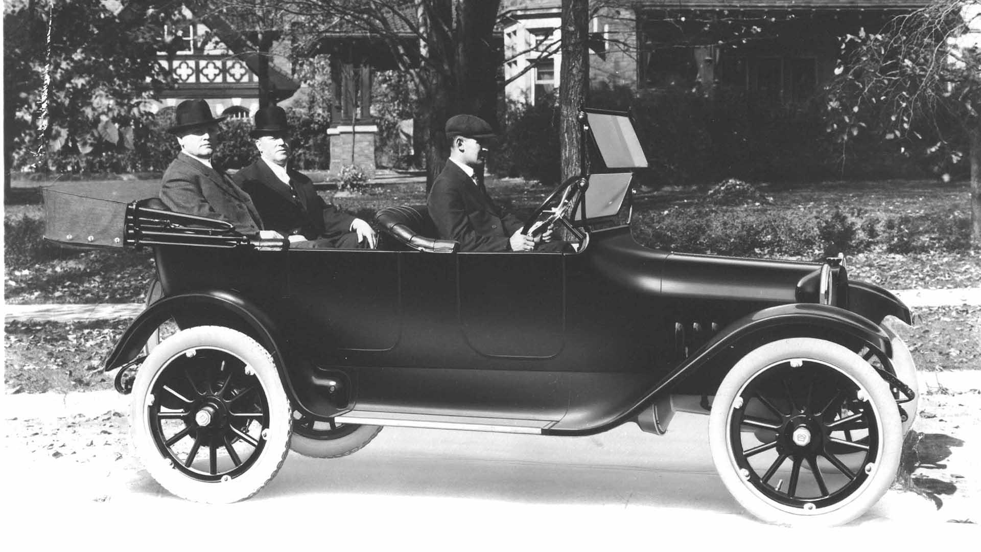 Dodge – 1900