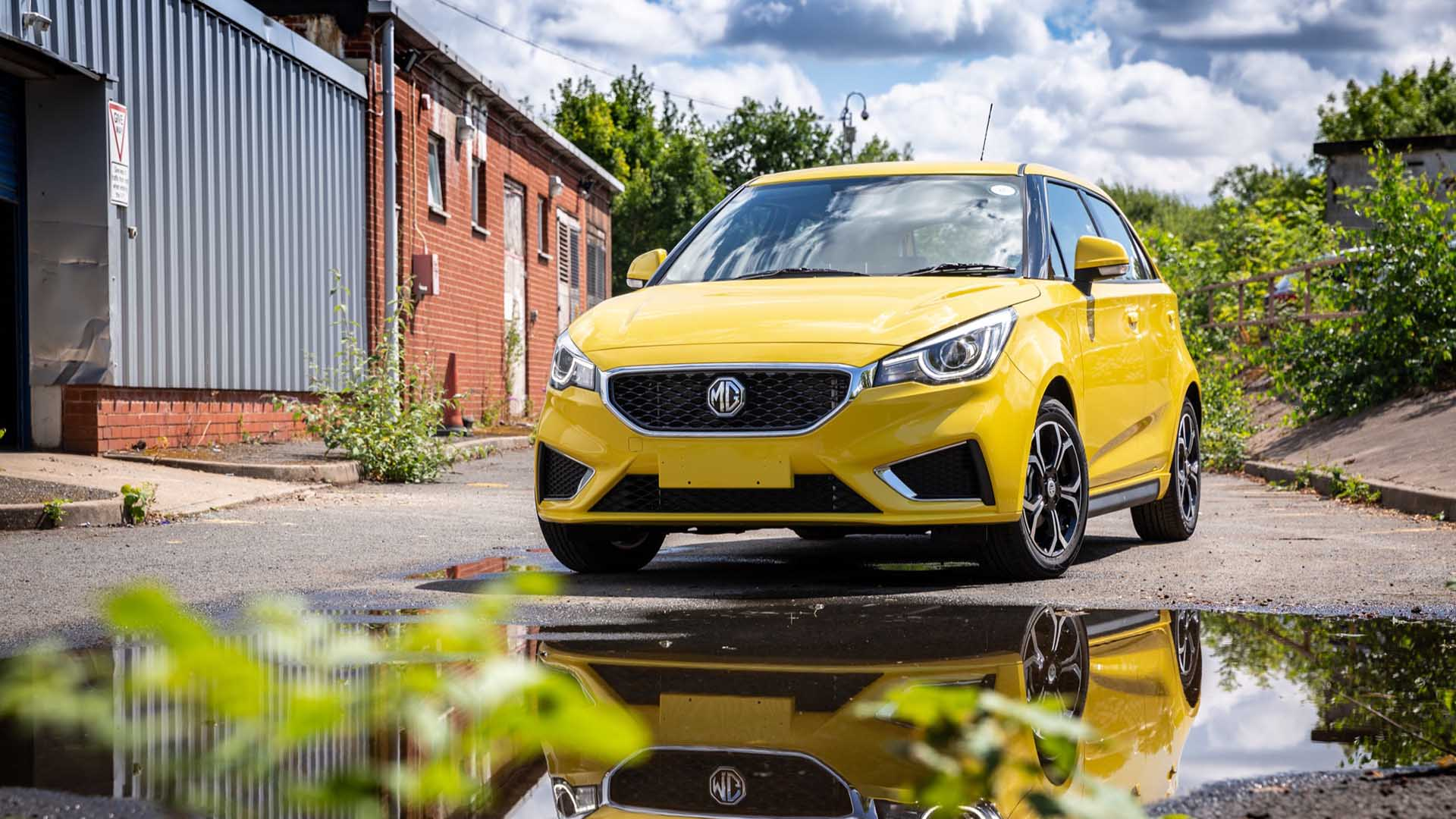 MG3 – from £12,195