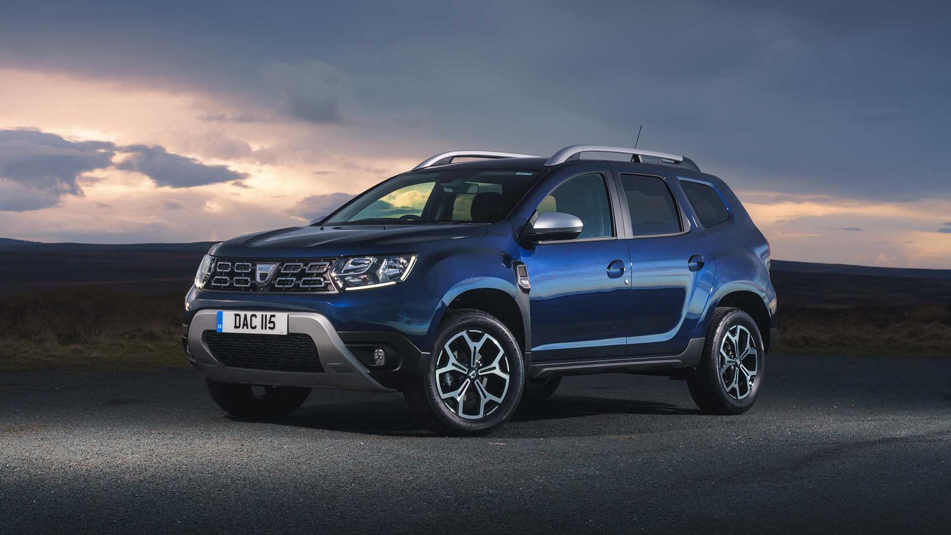 Dacia Duster – from £11,245