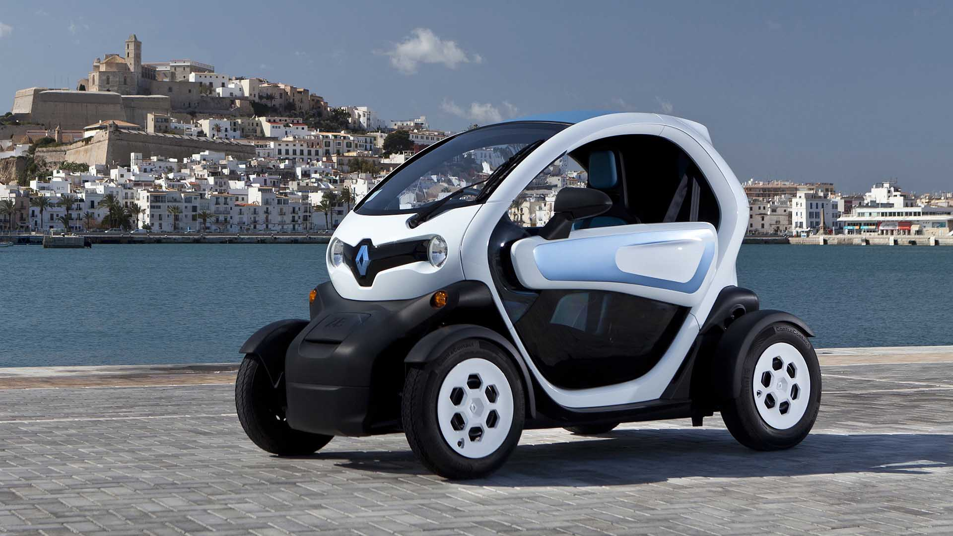 Renault Twizy – from £10,995