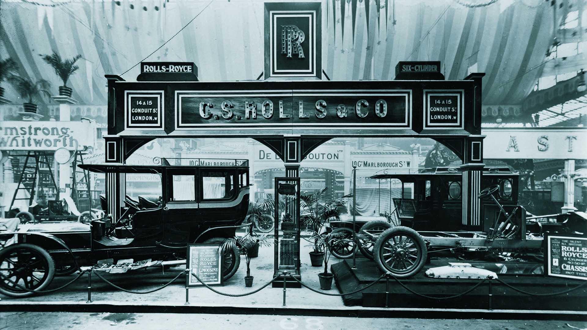 Rolls-Royce – 1906