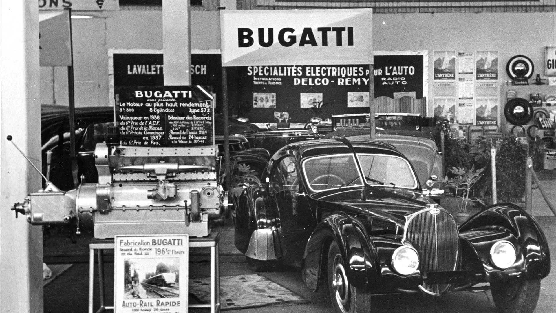 Bugatti – 1909