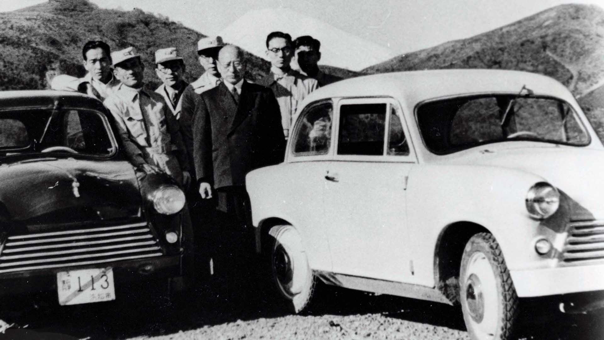 Suzuki – 1909