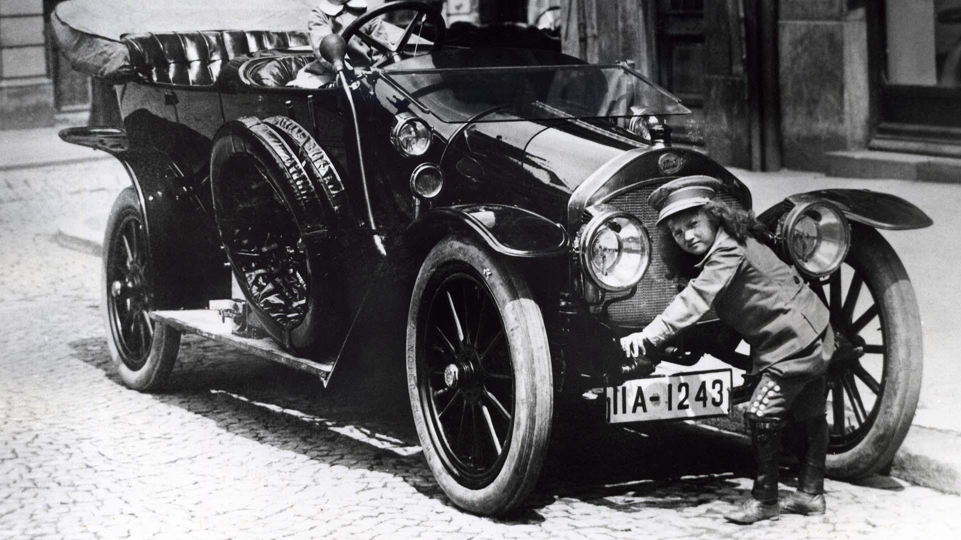 Audi – 1910