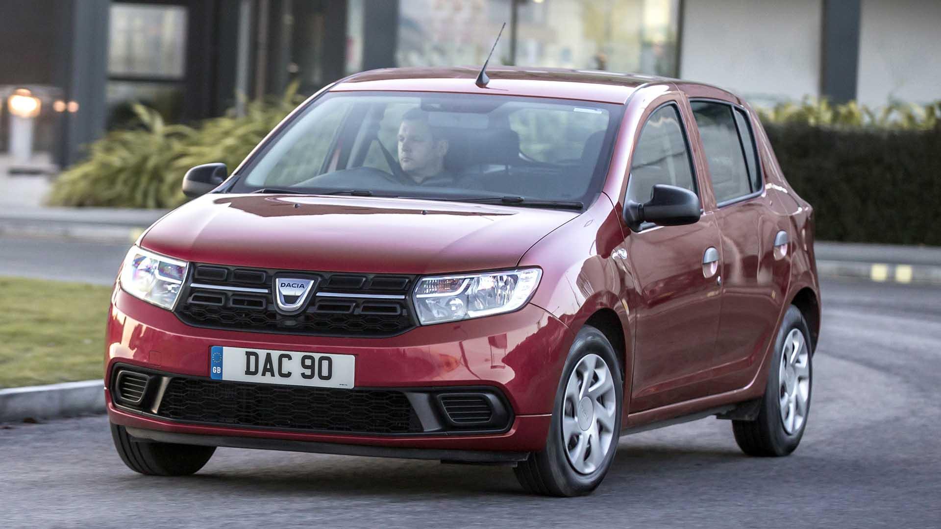 Dacia Sandero – from £6,995