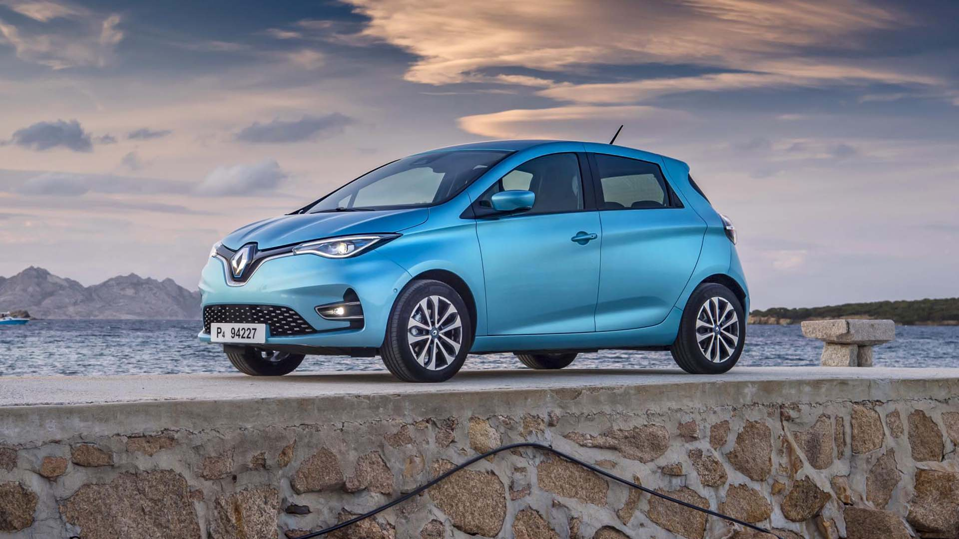 Renault Zoe ZE50 – 245 miles
