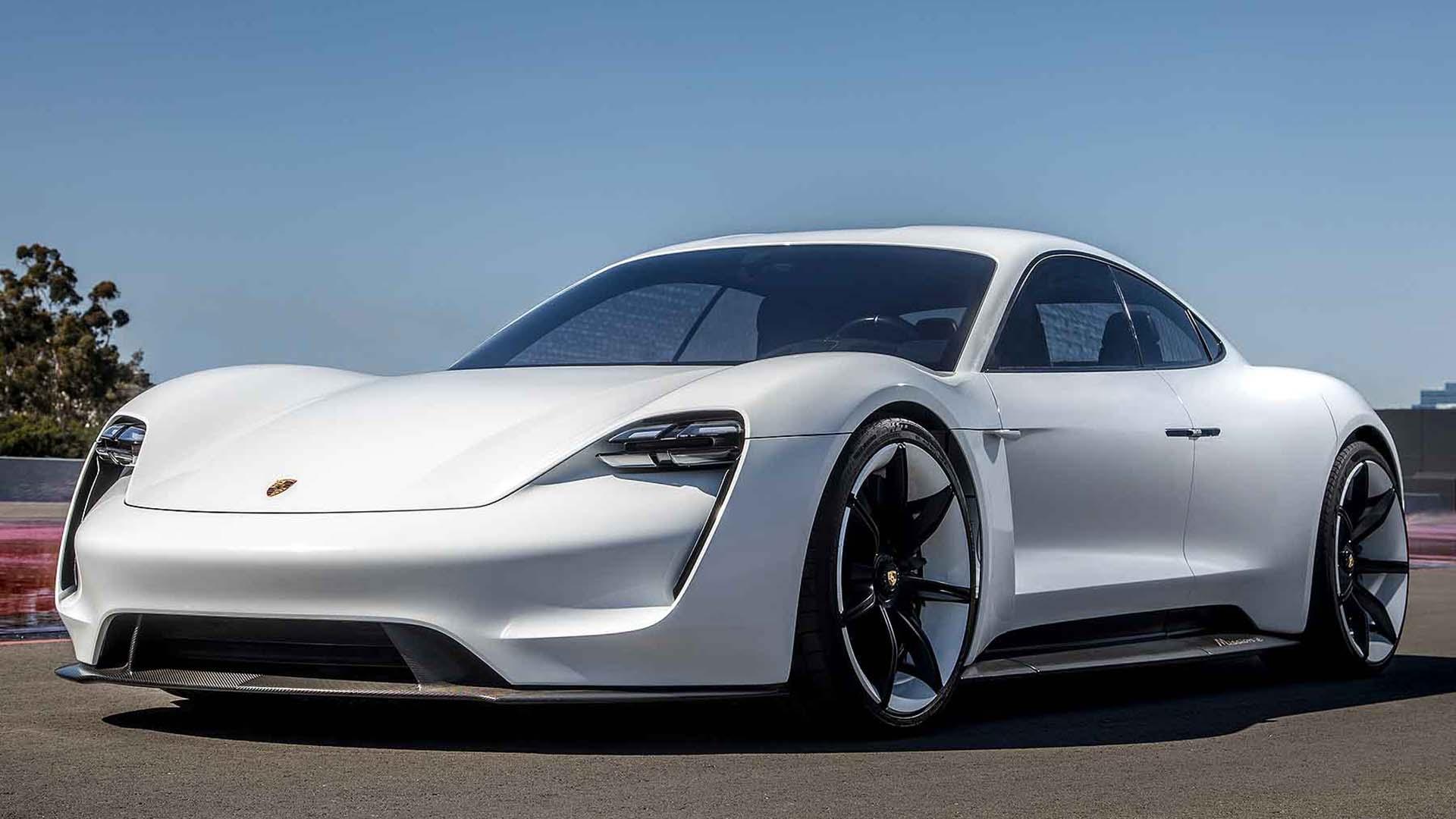 Porsche Taycan – 241 to 256 miles