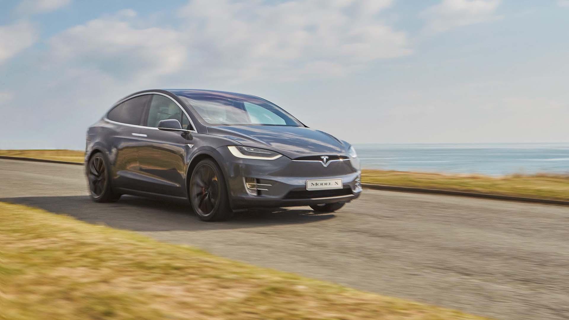 Tesla Model X – 314 miles