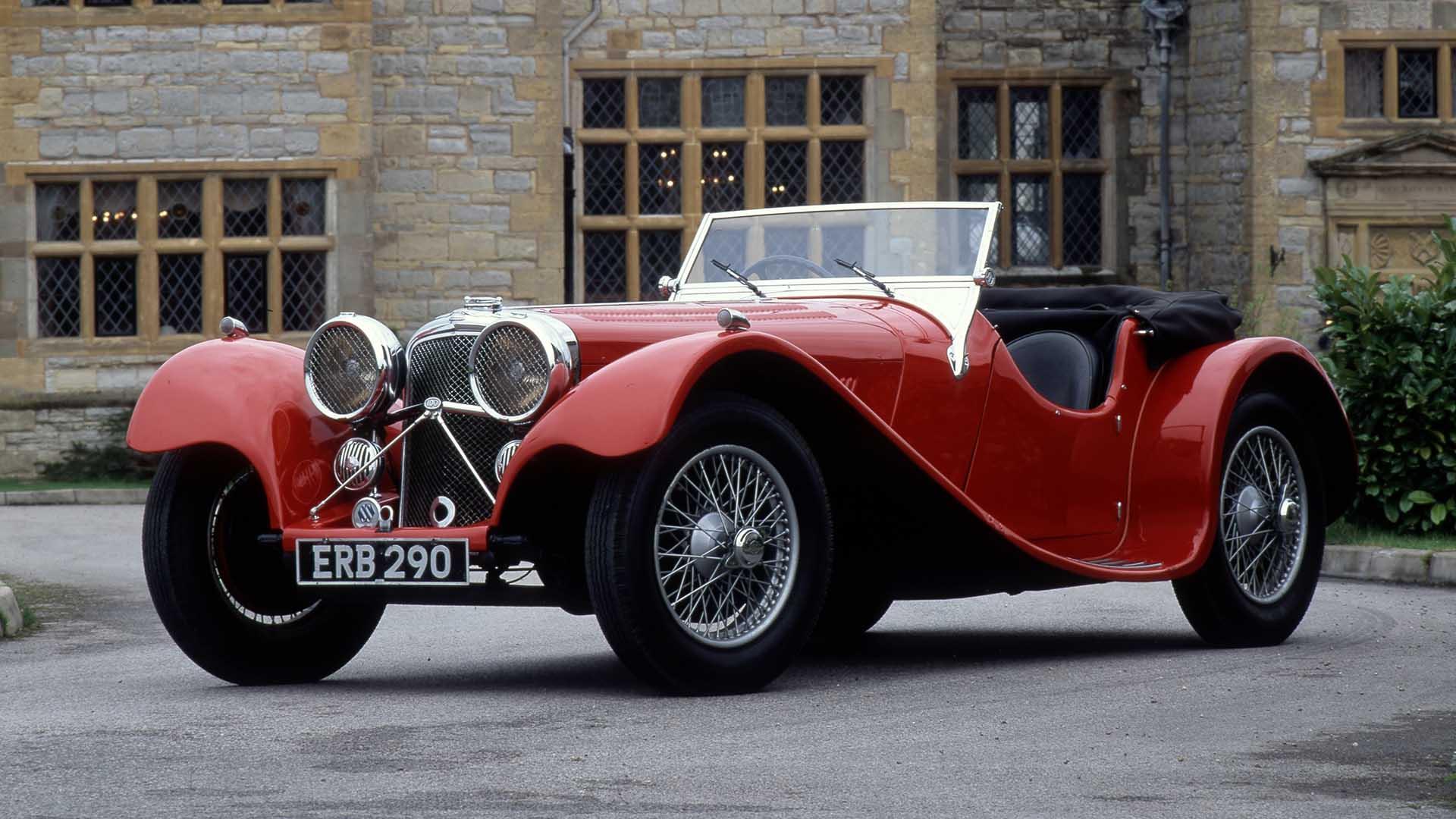 Jaguar – 1922