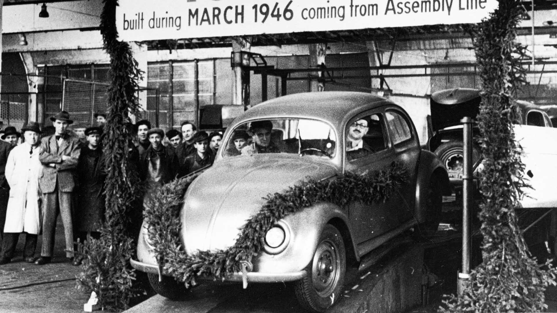 Volkswagen – 1937