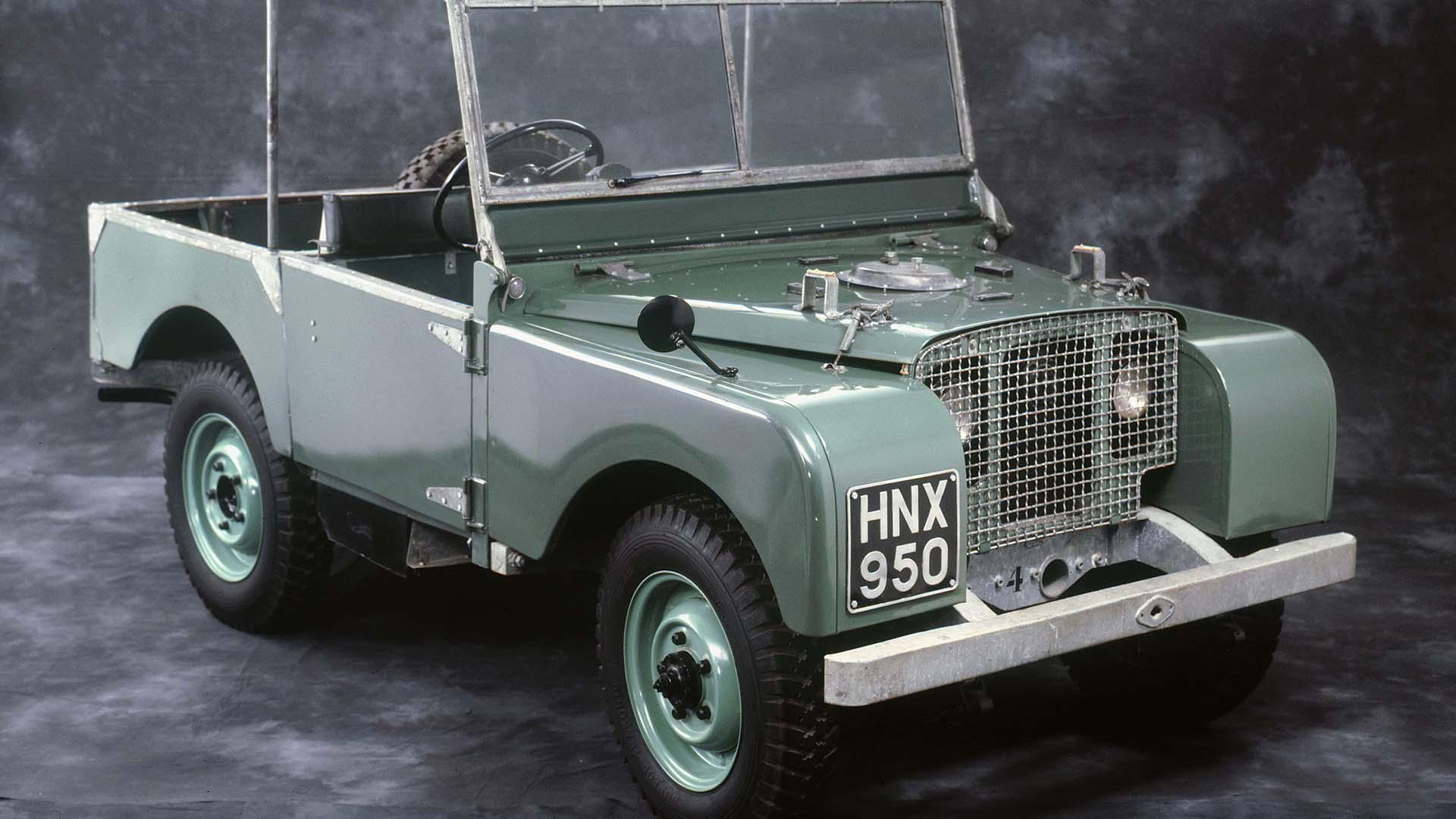 Land Rover – 1948