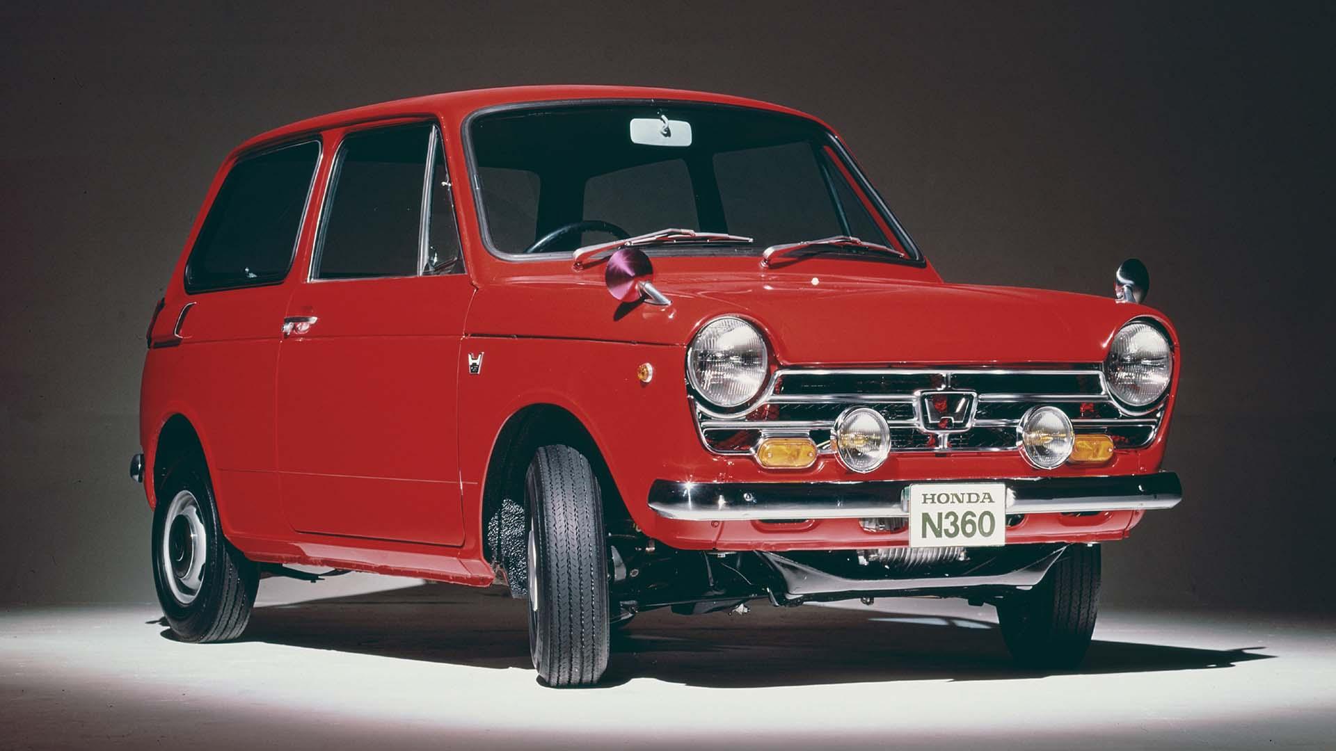Honda – 1948