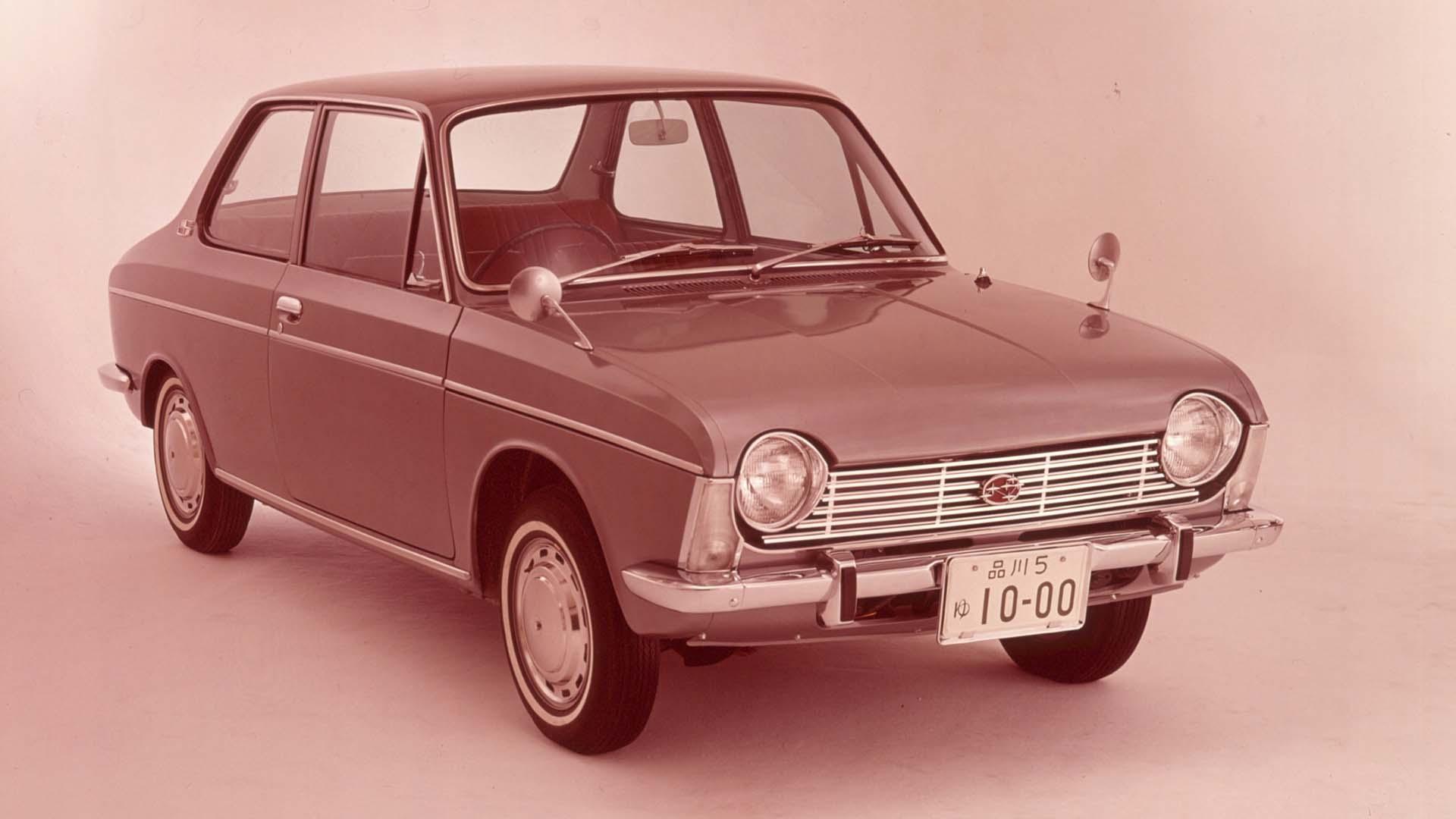 Subaru – 1953