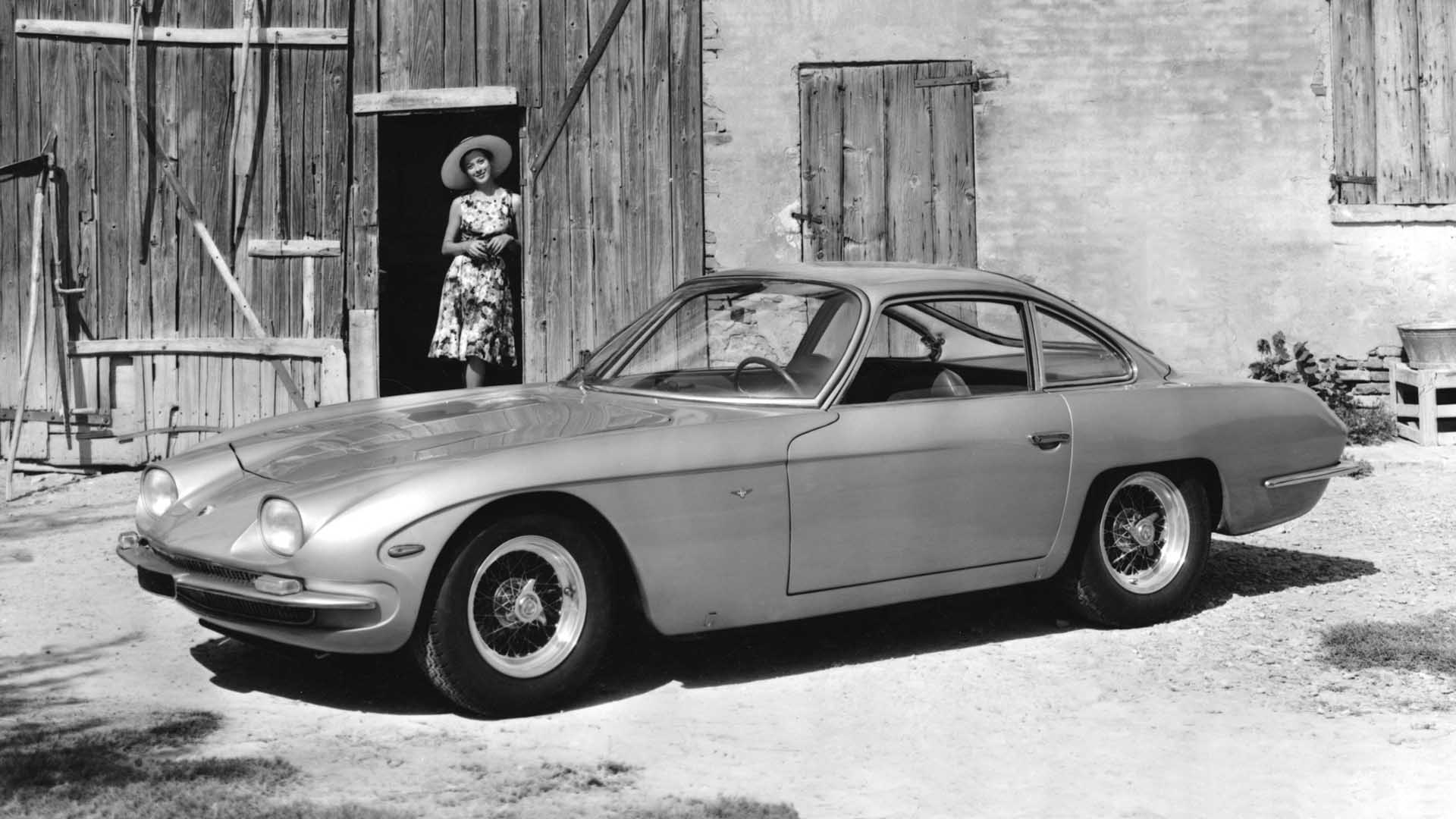 Lamborghini – 1963
