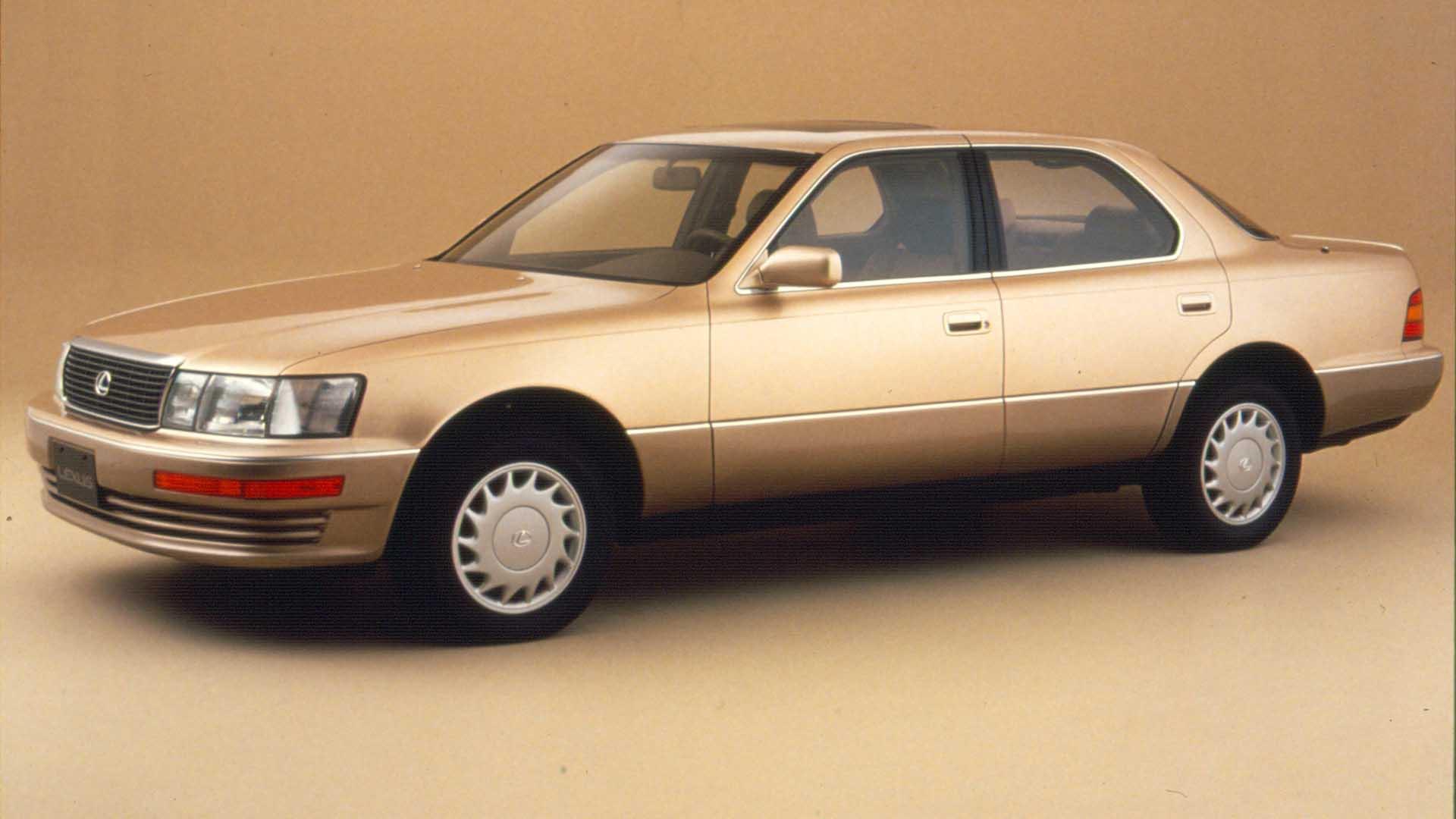 Lexus – 1989