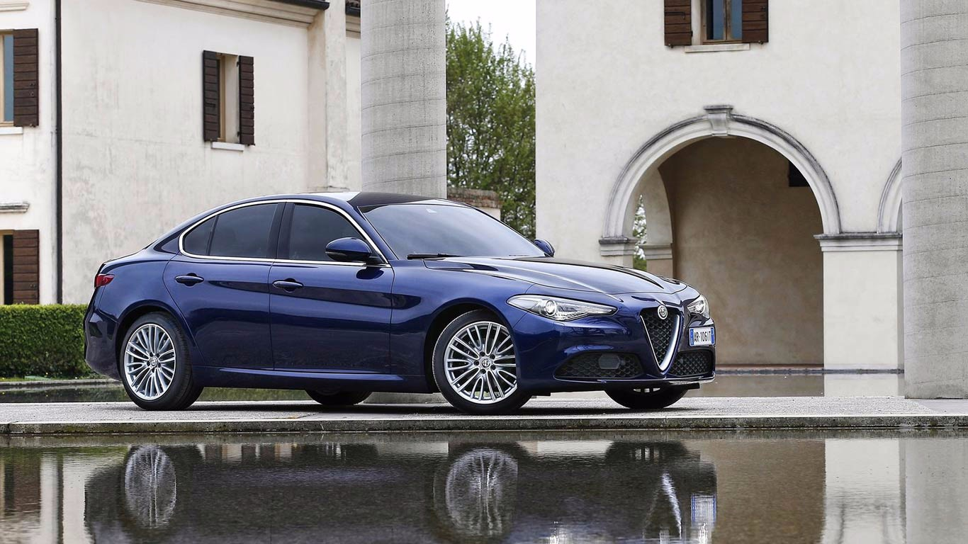 Alfa Romeo Giulia Advanced Efficiency – 0.23 Cd