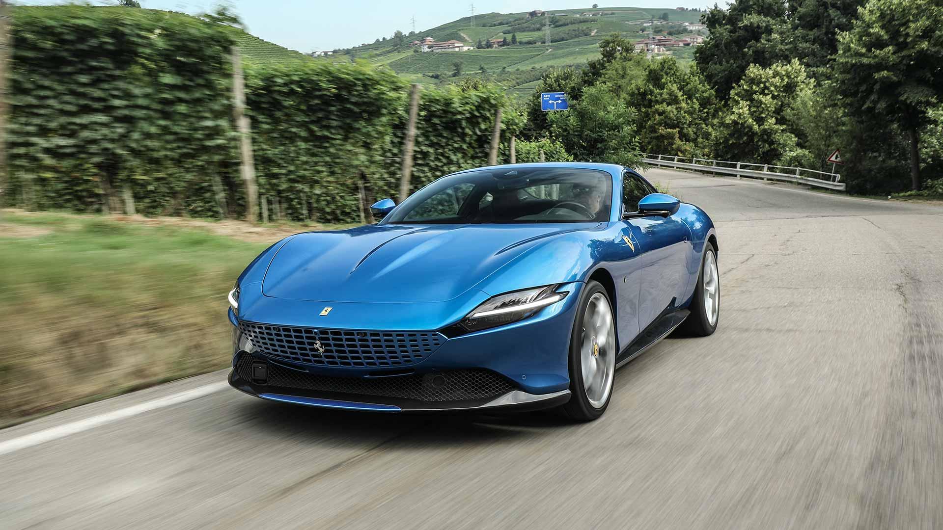 Ferrari Roma 2020 Review