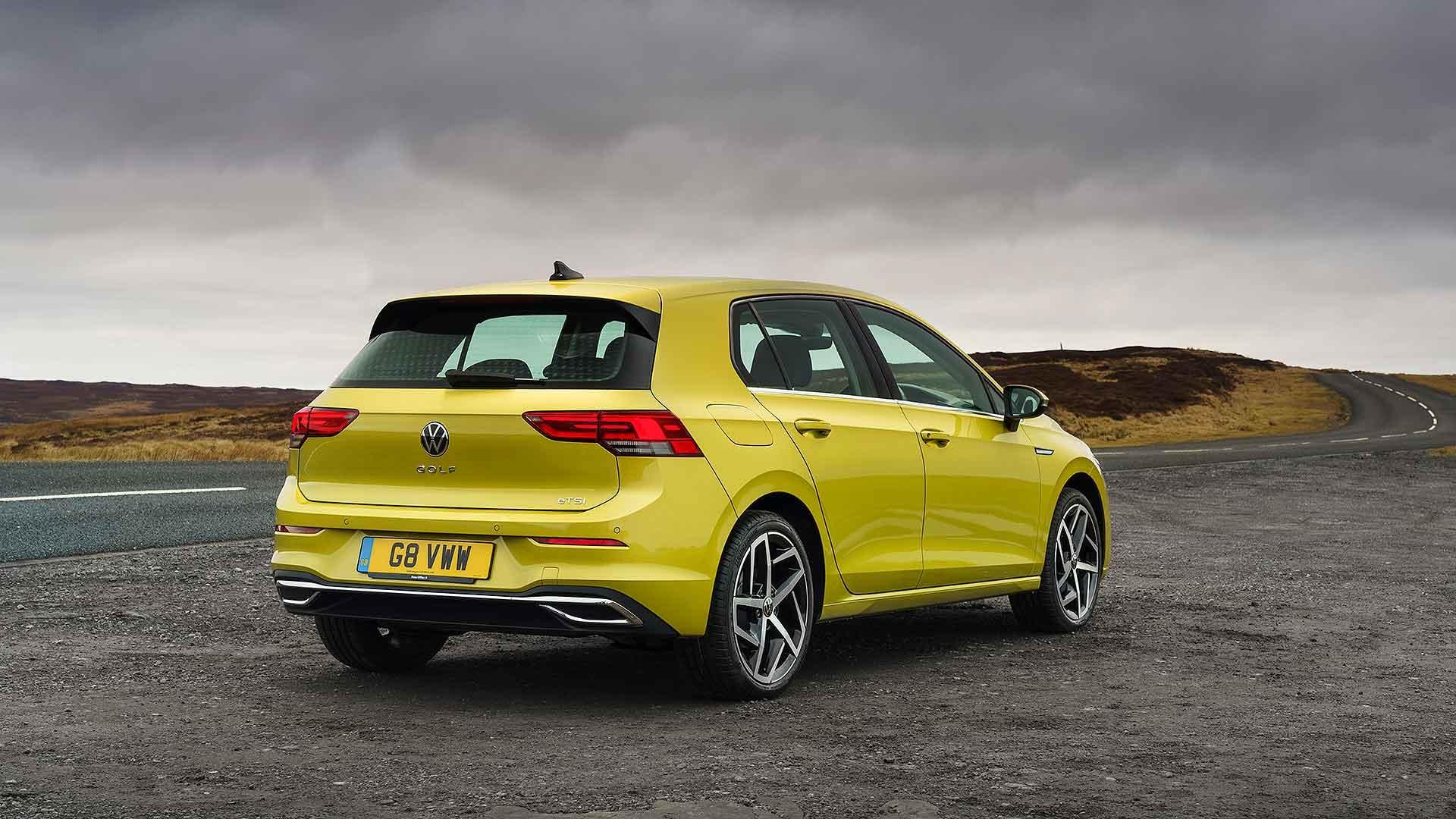 Volkswagen Golf Style 2020